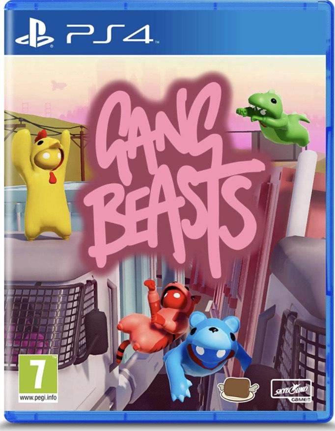 Gang Beast PS4 Digital