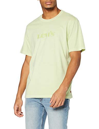 Camiseta Levi's en Verde pastel o morado Talla XS