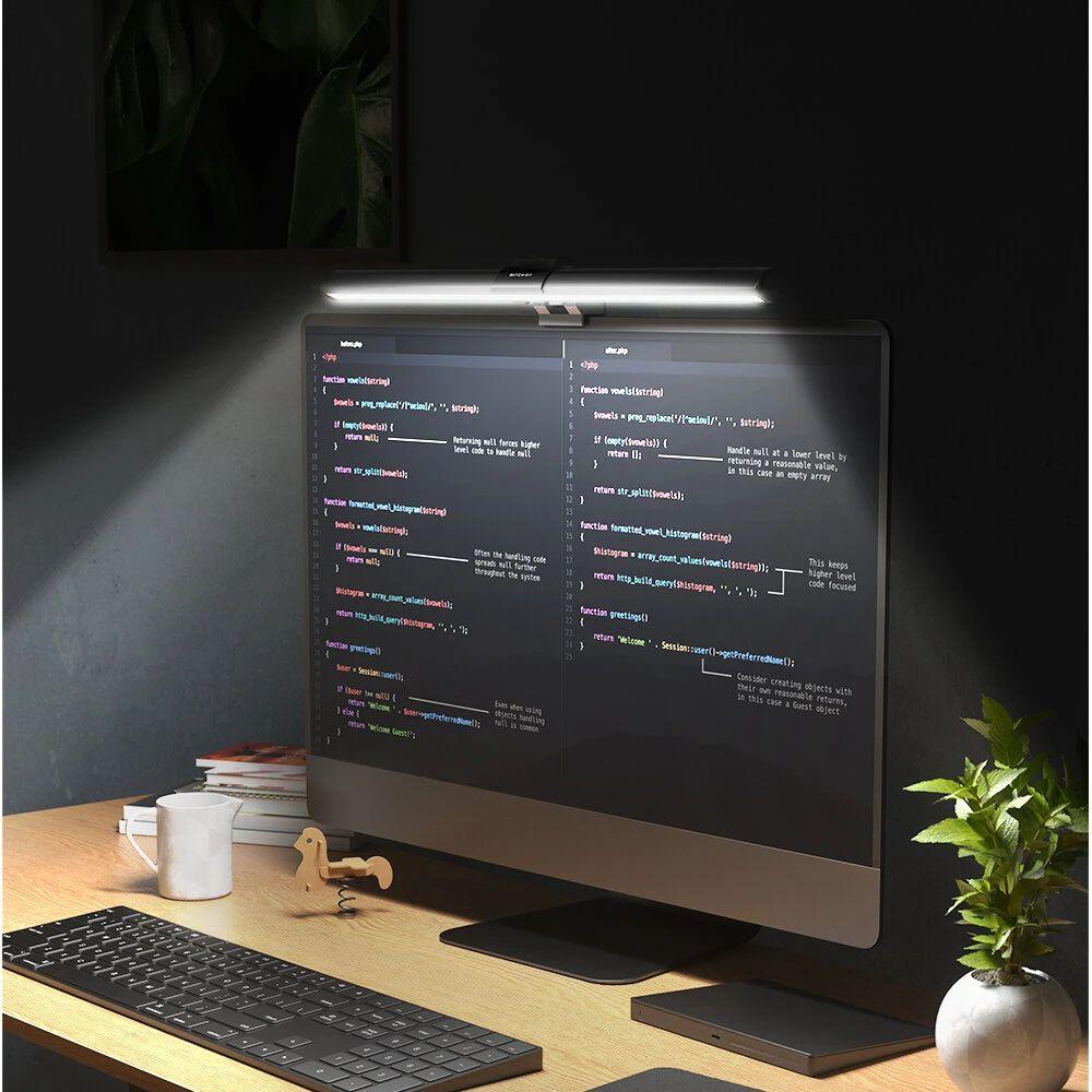 BlitzWolf® BW-CML1 Barra de luz LED para monitor