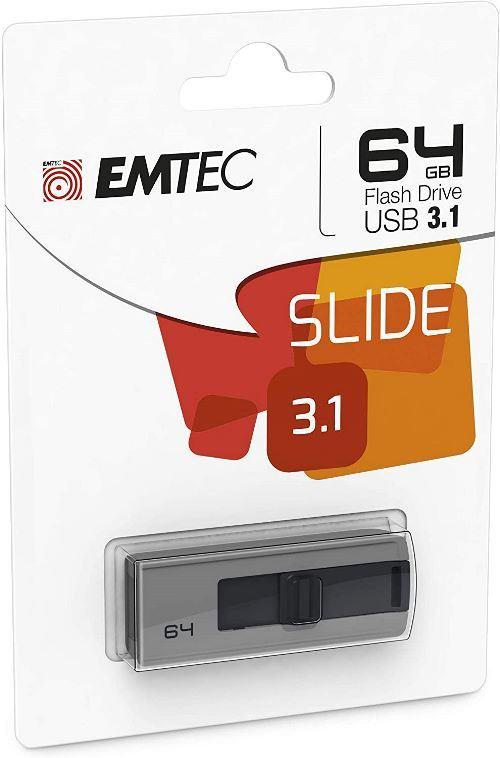 Emtec USB 64GB 3.0 sólo 4,19€