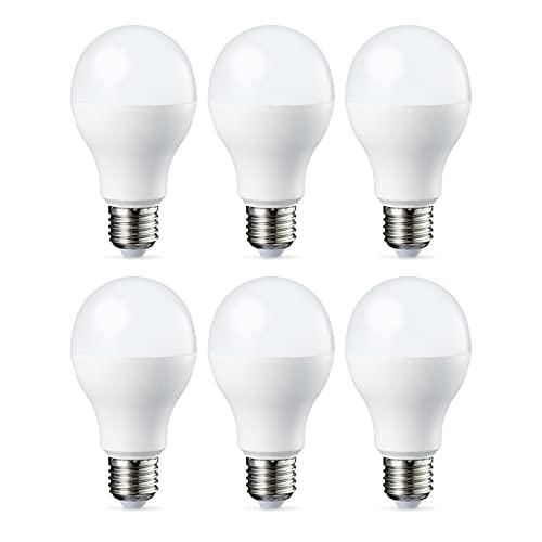 6x Bombillas LED E27 60w/75w/100w - Estado Muy Bueno y Como Nuevo - Mini RECO