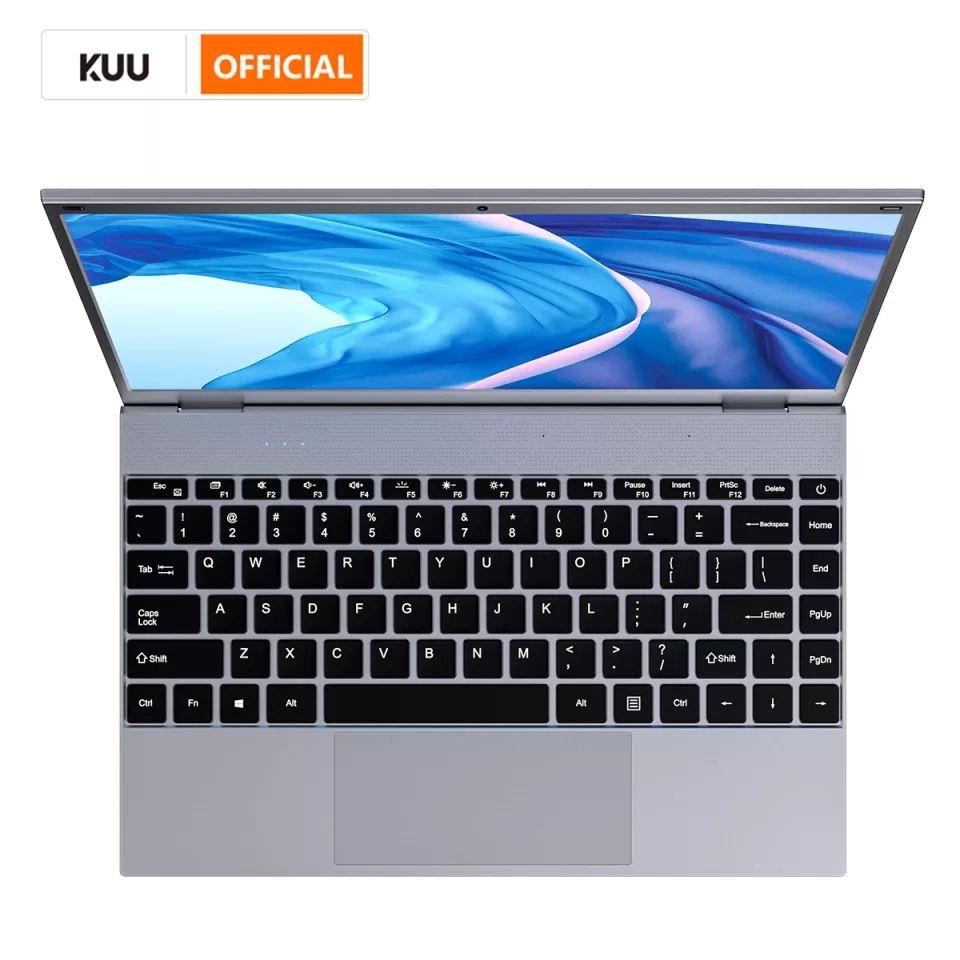 Portátil KUU XBook J4115 8/256 Gb SSD (Desde España)