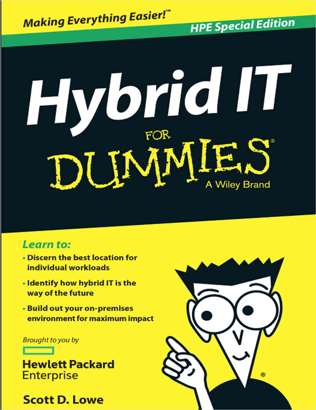 Libro IT hybrid for dummies (En Inglés) Gratis