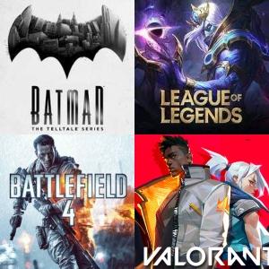 GRATIS :: Batman, Battlefield 4, Newfound Courage, Lost in Harmony y otros + Recompensas In-game (Junio)