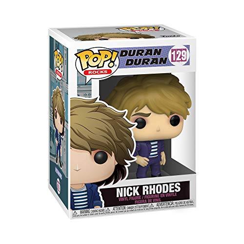 Funko Pop Rocks - Duran Duran - Nick Rhodes