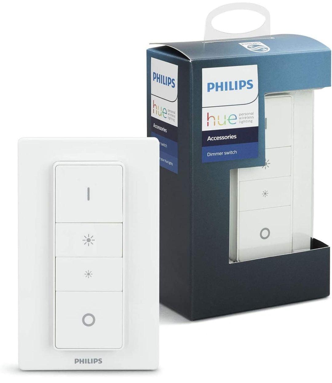 Philips Hue - Interruptor y Mando Inalámbrico