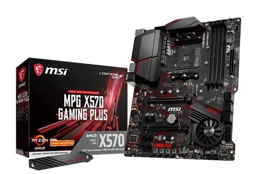 Placa Base MSI MPG X570 GAMING PLUS AMD AM4 DDR4