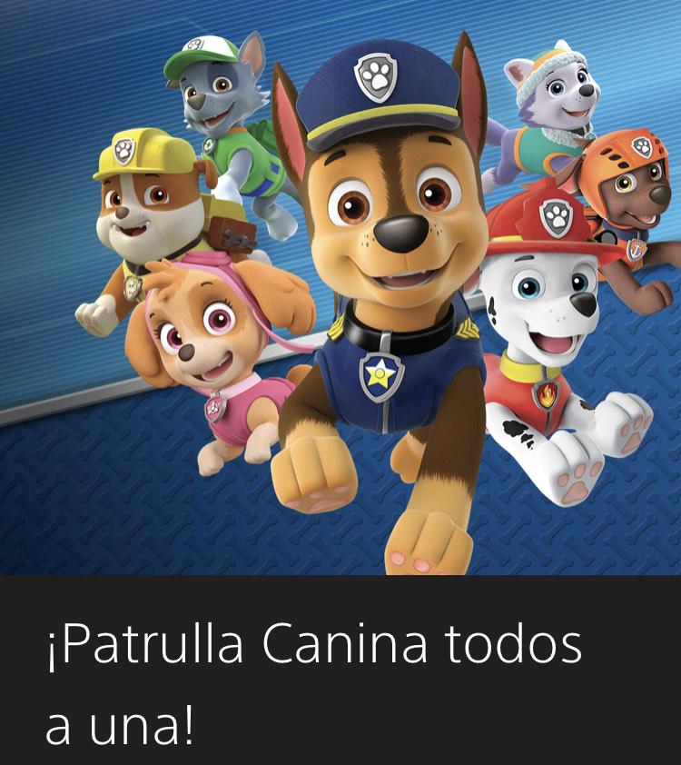 ¡Patrulla Canina todos a una! PS4 Digital