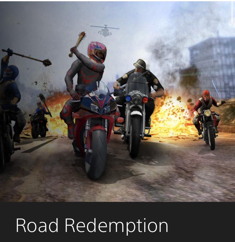 Road Redemption PS4 Digital