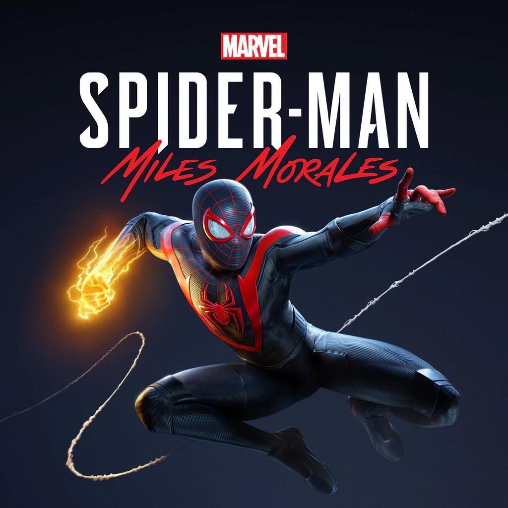 Marvel's Spiderman: Miles Morales PS4