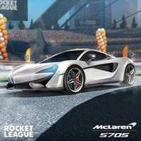 Rocket League, puedes obtener gratis el marco de Avatar McLaren [PlayStation/XBOX/PC/Switch]