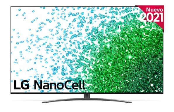 TV LG 55NANO816PA solo 649€ + Reembolso de 100€