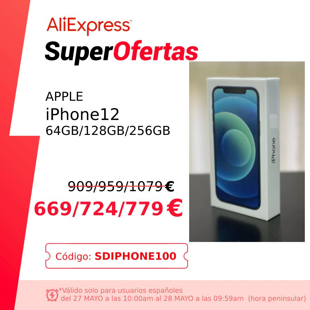 Apple iphone12 64GB/128/256GB