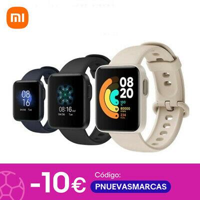 Xiaomi Mi Watch Lite GPS por 34.99 € // Xiaomi Mi Watch GPS por 68,99 - Desde España
