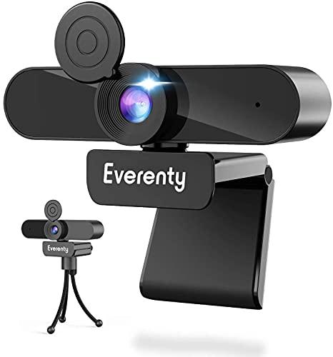Webcam PC 1440P Full HD