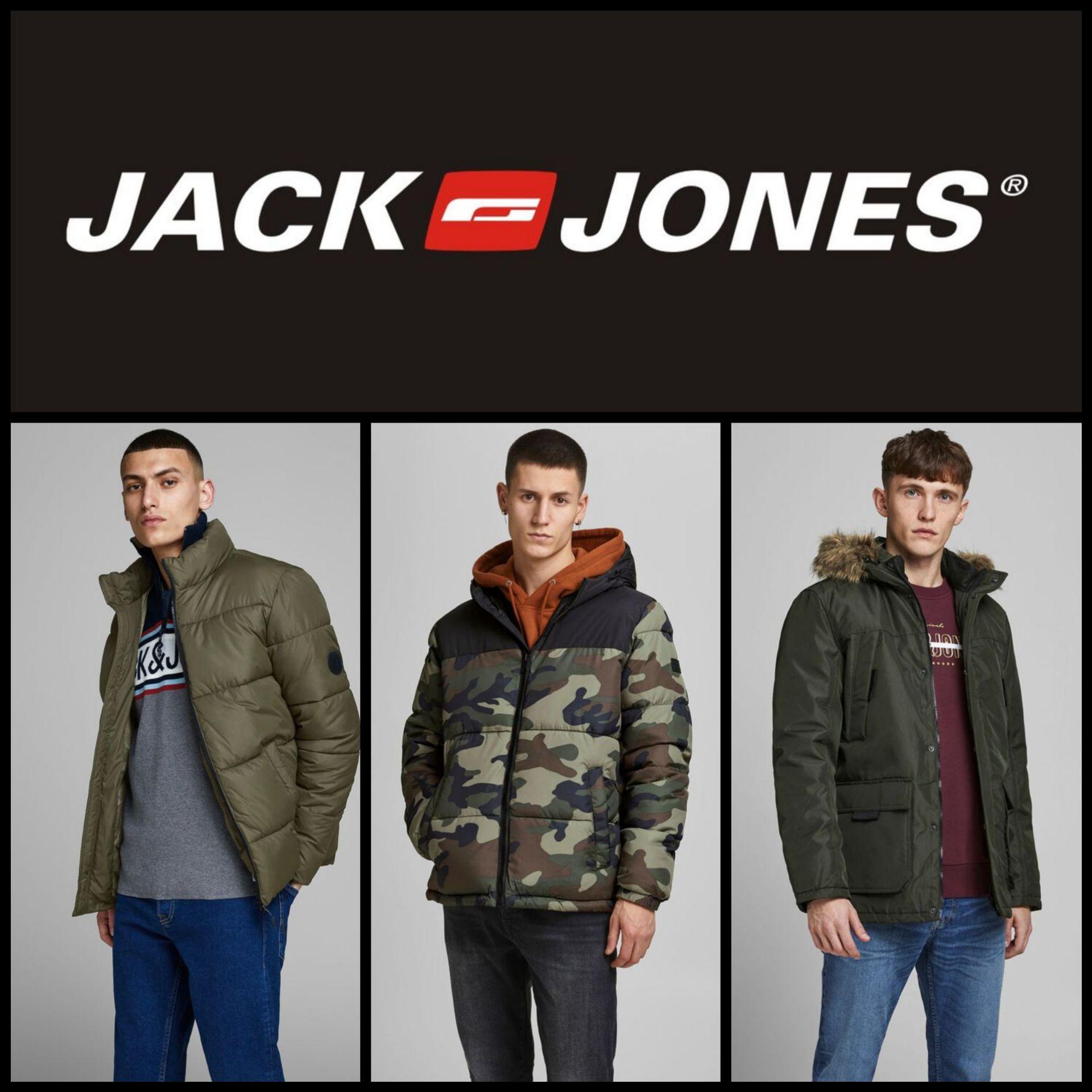 Chaquetas Jack&Jones para Hombre ( Últimas Tallas)