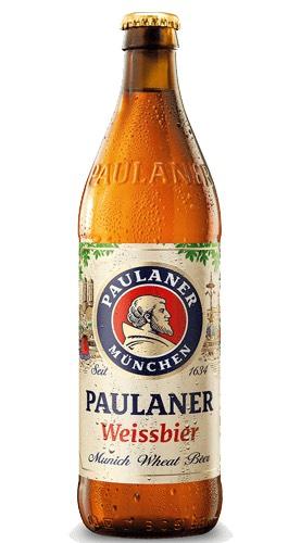 Cerveza Paulaner 0,5 litros (Madrid)
