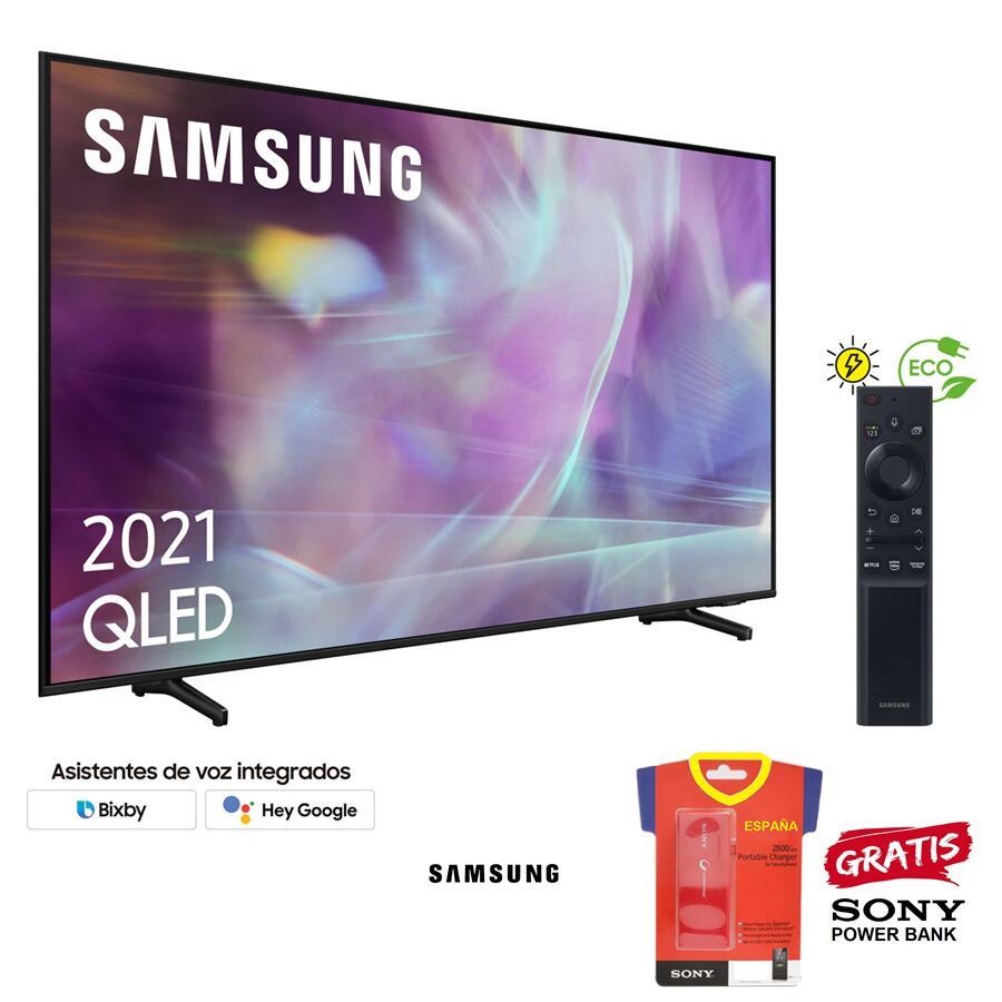 SAMSUNG QLED 4K SmartTV QE50Q60A