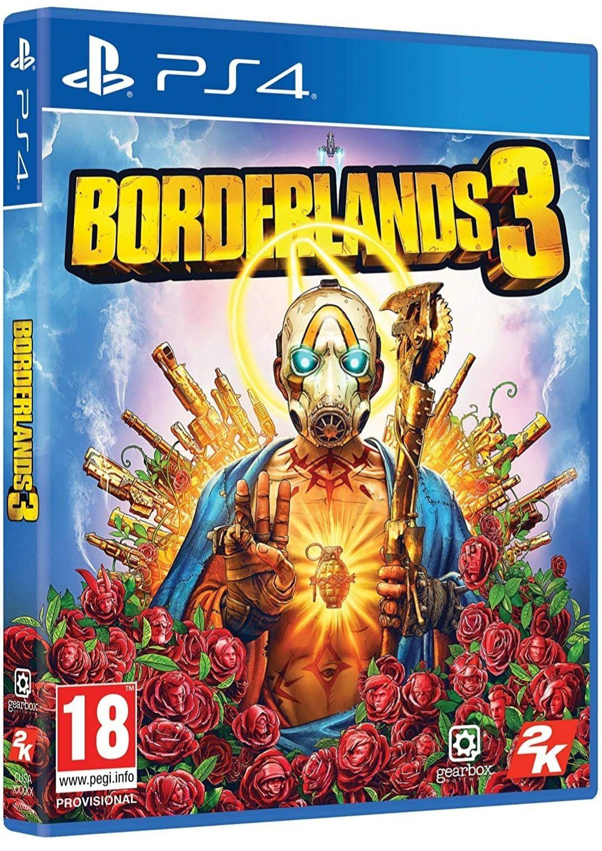 Borderlands 3 - PS4 (ECI y Game)