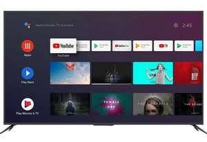 "TV 65"" Smart Tech 4K UHD HDR10 Smart TV"