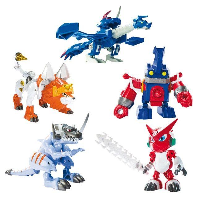 Digifusion Digimon Bandai