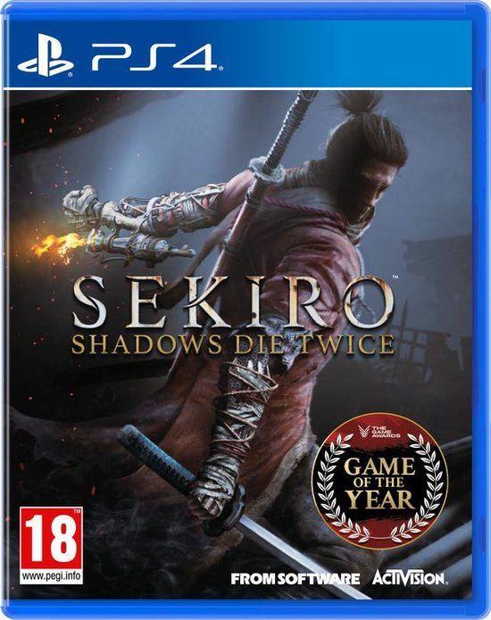PS4 Sekiro™: Shadows Die Twice - Edicion juego del año - psn store brasileña