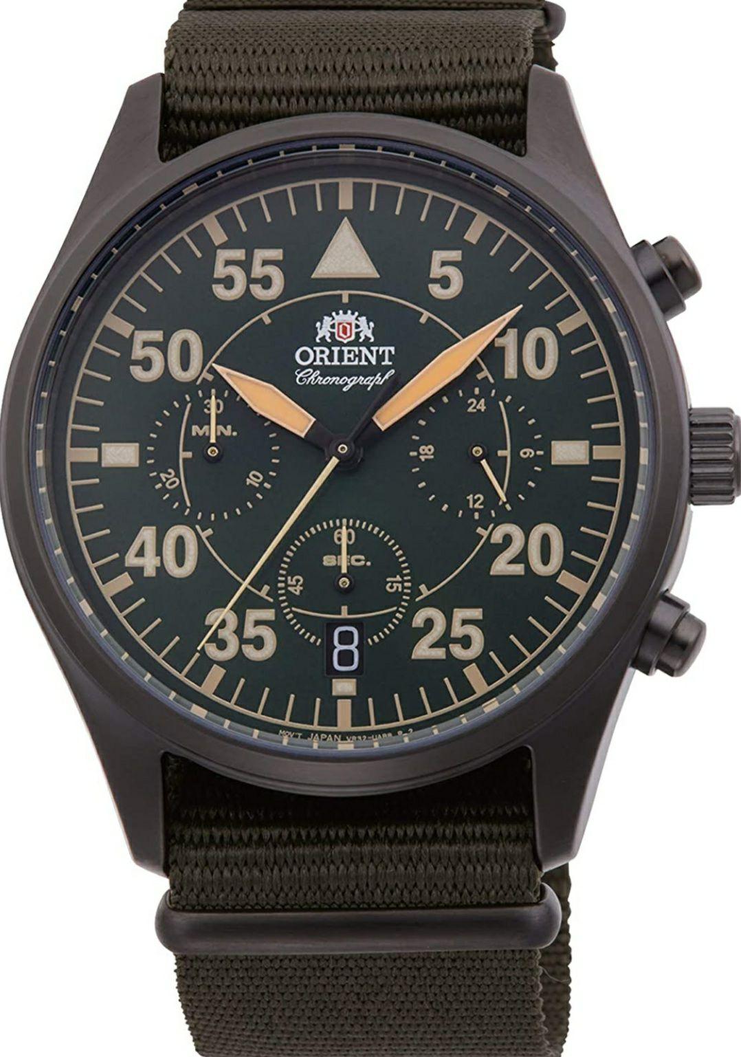 Reloj Orient cronógrafo