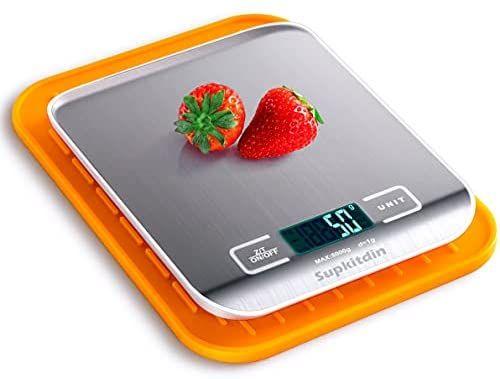 Báscula cocina hasta 5 kg por 6,79€