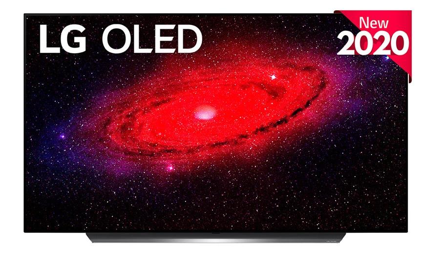 TV OLED 55cx6 LG a 1199 con cashback de 100€