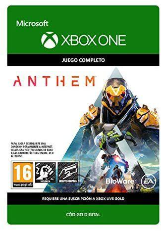 Anthem | Xbox One - Código de descarga