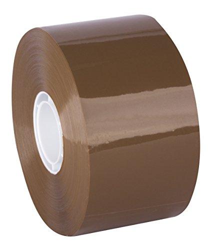 *Sólo cuentas Business* APLI 13337 - Pack de 36 rollos precinto, 50 mm x 132 m, marrón