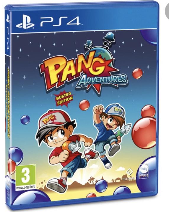 Pang PS4