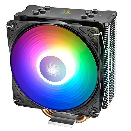 Disipador de CPU DEEP COOL GAMMAXX GT ARGB , intel y amd