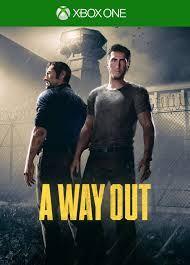 OFERTA DEL DIA - A Way Out - Xbox One / Series. Codigo Digital