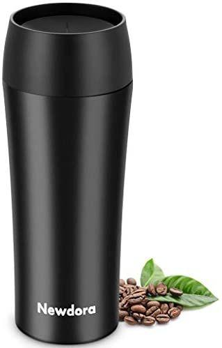 Newdora Termo Café, 380ml sin BPA (varios colores)