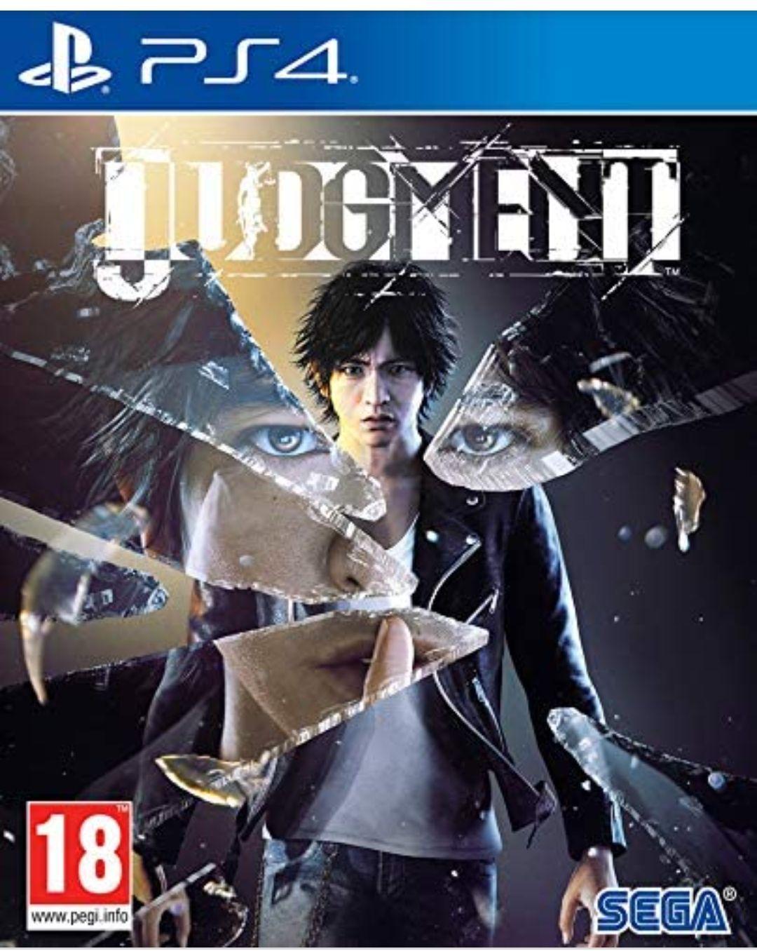 Judgment PS4 [PSN Juego Digital]