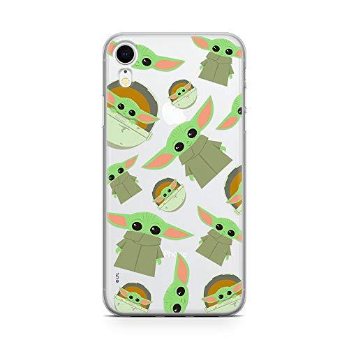 Funda Teléfono Móvil, Baby Yoda 006 para iPhone Xr