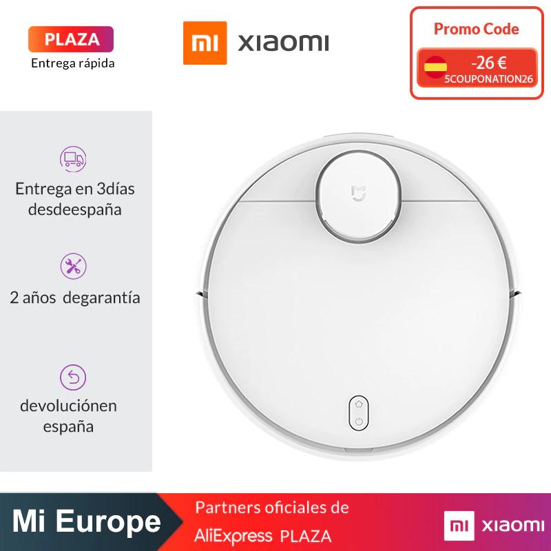 Mi Robot Vacuum Cleaner PRO - Desde España (Plaza)