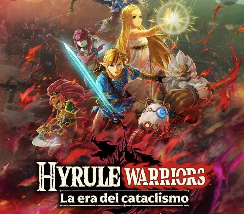 Pase de expasión Hyrule Warriors La era del Cataclismo #Switch