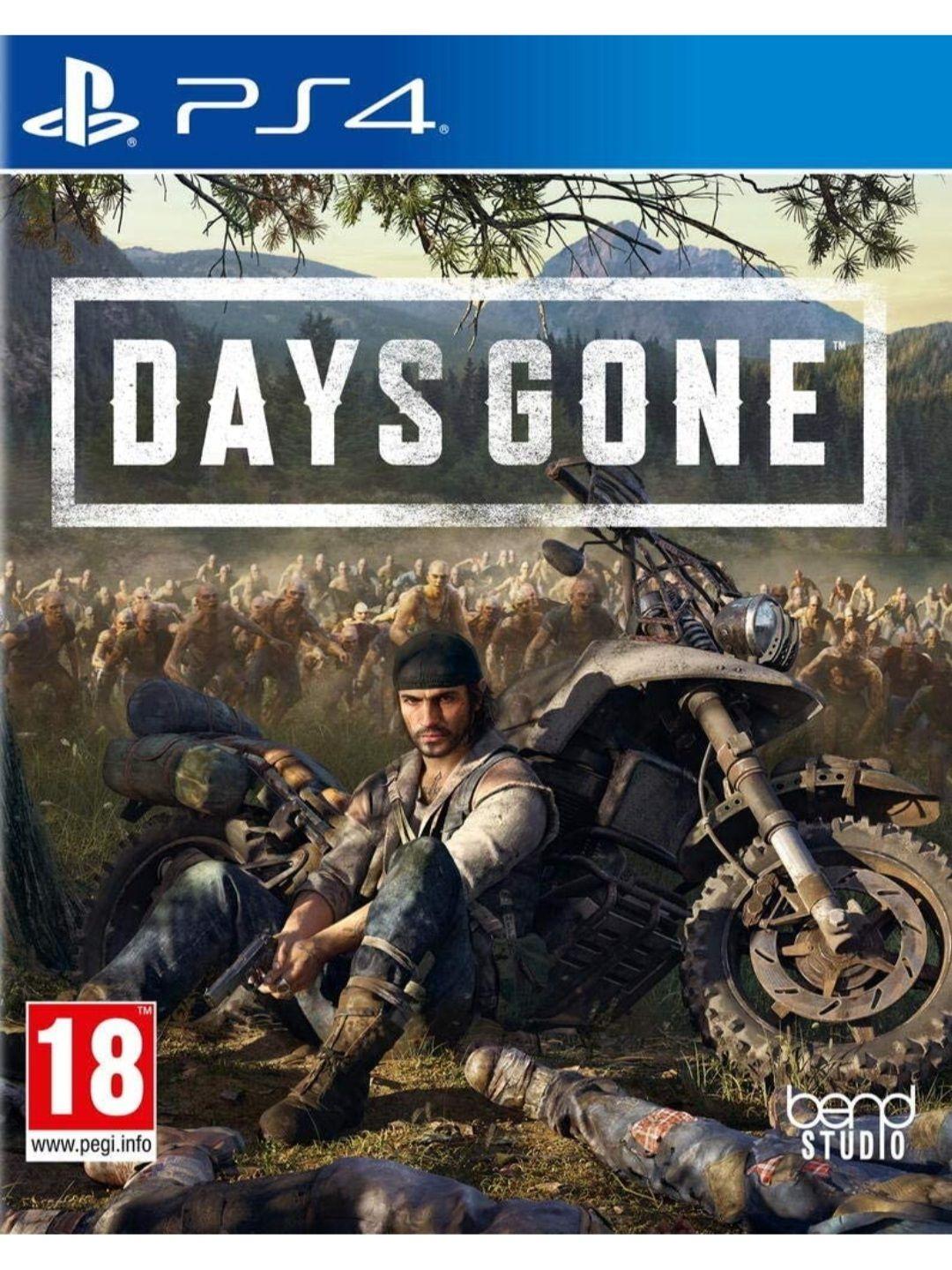 Days Gone - PS4 (Mediamarkt y Game)
