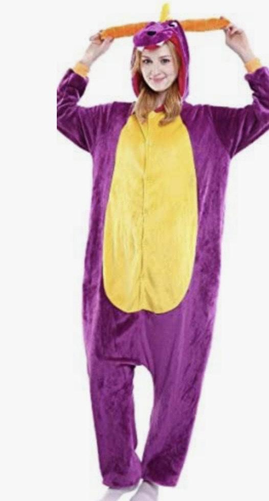 Mono de cuerpo entero de Spyro