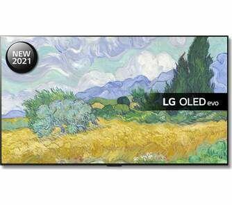 TV 4K LG OLED55G16LA Evo modelo del 2021
