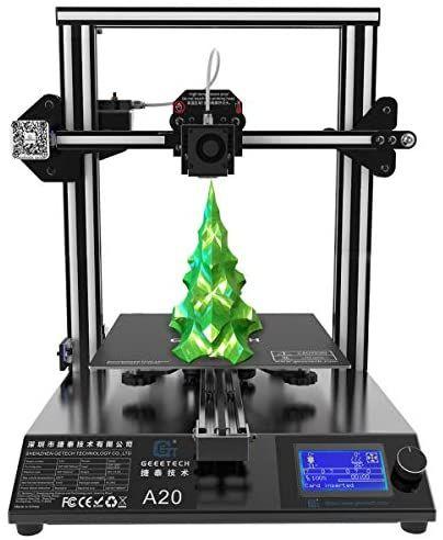 Impresora 3D GEEETECH A20 Prusa I3,