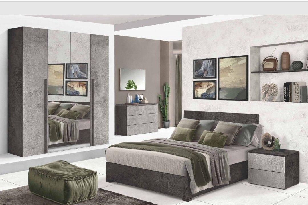 Dormitorio completo Donatella