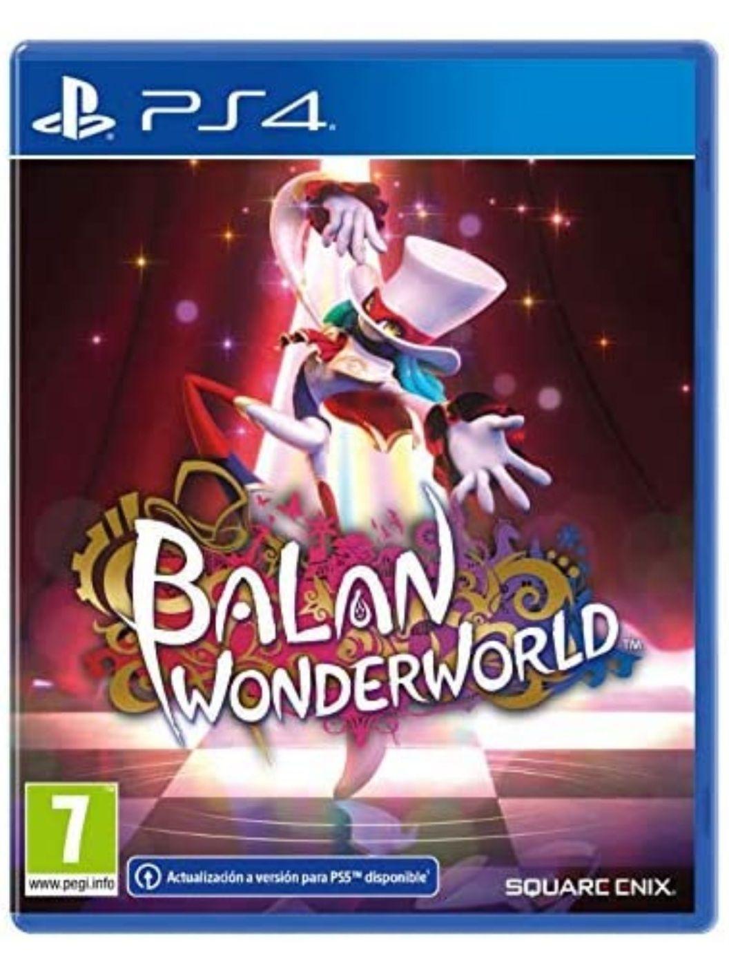 Balan Wonderworld (PS4/PS5)