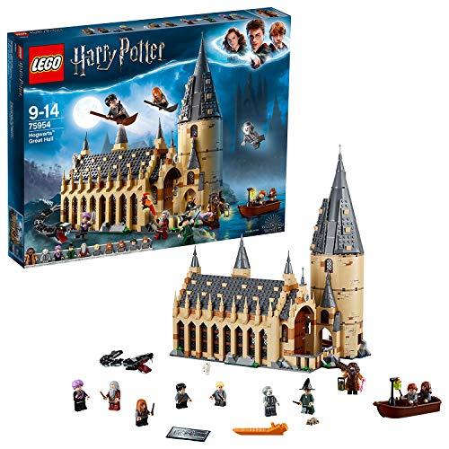 LEGO 75954 Harry Potter Gran Comedor de Hogwarts