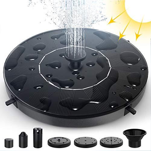 Bomba de Fuente Solar
