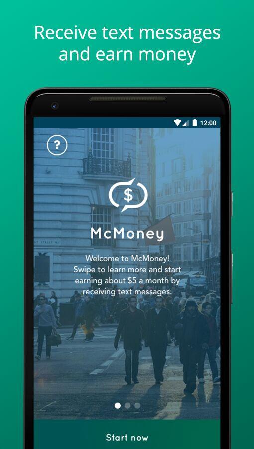 Gana dinero en android sin hacer nada con McMoney
