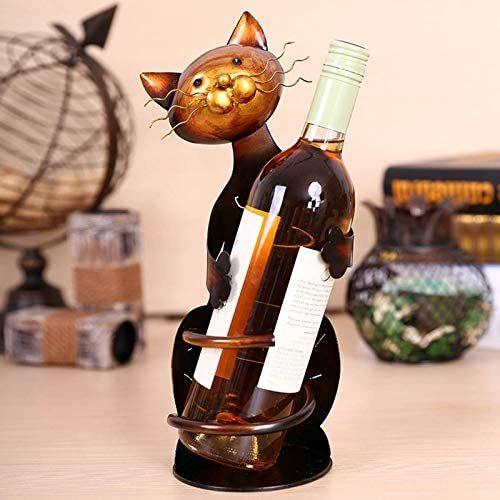 Voupuoda Gato sostenedor del Vino