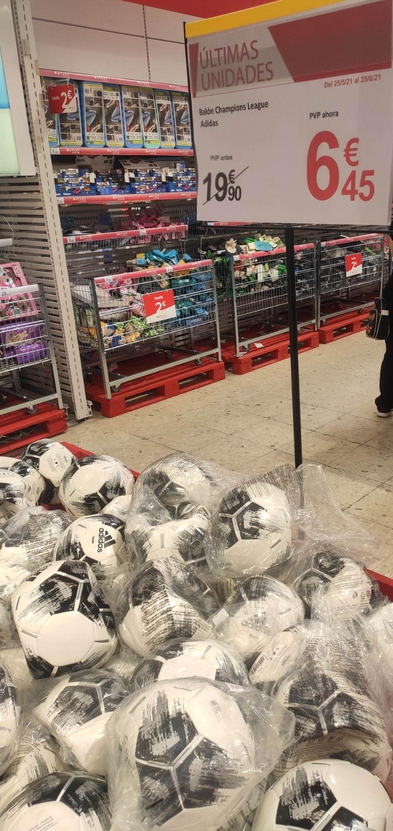 Balón champions league adidas (Alfafar, Valencia)